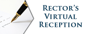 Rector's blog