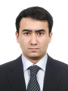 Исраилов Жахонгир Джамшидхонович