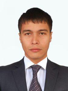 Улугбек Сафаров Каршибой угли