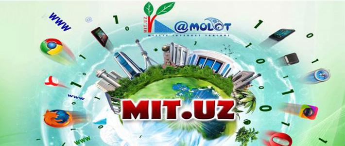 """MIT.UZ"" Respublika Milliy Internet tanlovi o'tkaziladi"